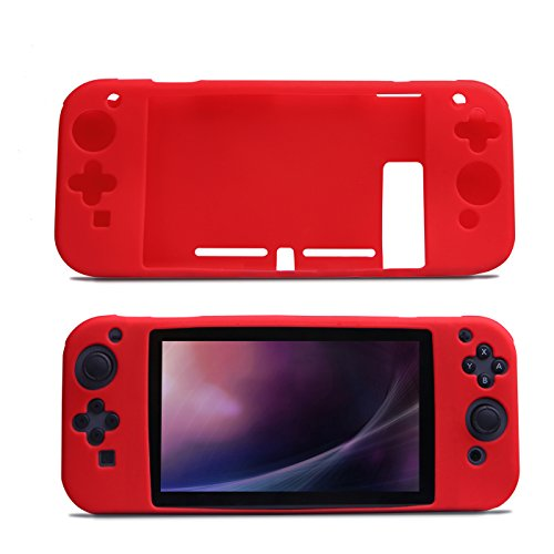 Nintendo Protective Silicone Anti Slip Console Textured product image