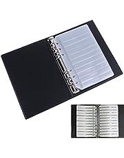 YUZI Weerstand Condensator Inductor Componenten Sample Book voor 0201/0402/0603/0805/1206 Elektronische Component Boek met 15 Lege Pagina's