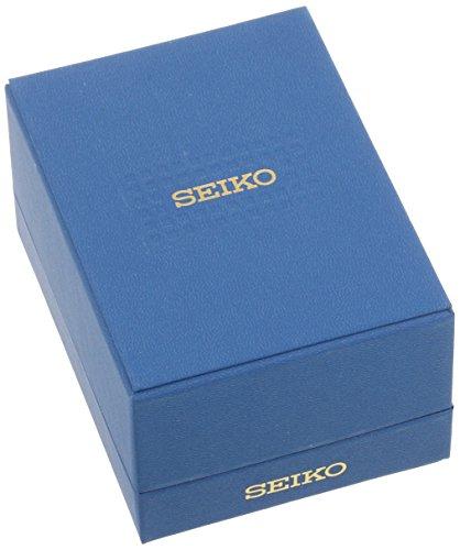 Seiko Men's SNE331 Sport Solar Black Stainless St