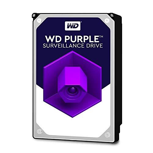 WD Purple 12TB Surveillance Hard Drive - 7200 RPM Class, SAT
