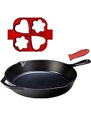 AUSELECT Cast Iron Frying Pan