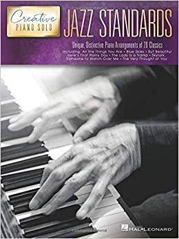 Jazz Standards - Creative Piano Solo: Hal Leonard Corp