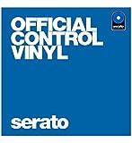 Serato SCV-PS-BLUE-2 - Plato de vinilo para tocadiscos (2 unidades, 12'), color azul