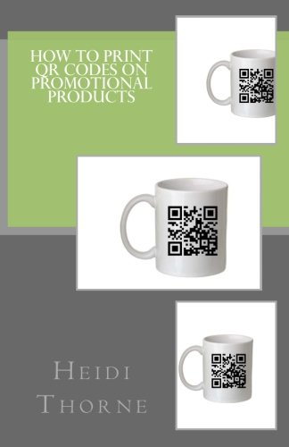 How to Print QR Codes on Promotional Products