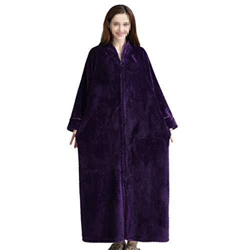 Pijama Morado Mujer Una Pieza De Para Santonliso Fqwg6d6