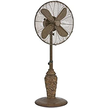 Amazon Com Decobreeze Adjustable Height Oscillating Outdoor