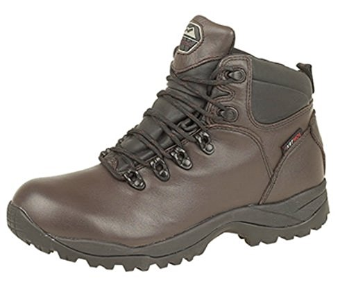 ' Brown Boots 'Typhoon Hiking Lightweight Johnscliffe 6Pqawn