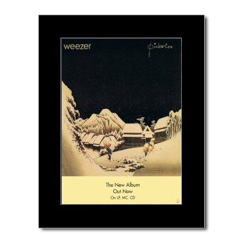 Weezer - Pinkerton Mini Poster