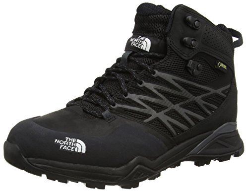Mid Face Noir Hike Hedgehog GTX Tnf North Black Tnf Chaussures The Black Marche Black Homme TqCaXH5w