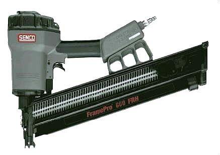 Senco FramePro 600 Full Round Head Nailer FP600-FRH