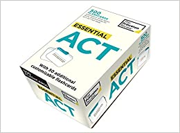 !DJVU! Essential ACT (flashcards): 500 Flashcards With Need-To-Know Topics, Terms, And Examples For All Five ACT Test Areas (College Test Preparation). Taboada agency Alterna Reede RUNNER RIDGID October desde
