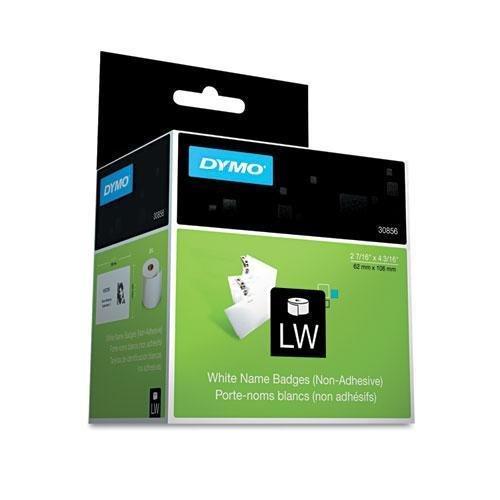 Label Dymo Badge Name (DYM30856 - Dymo Non-Adhesive Name Badge Label)
