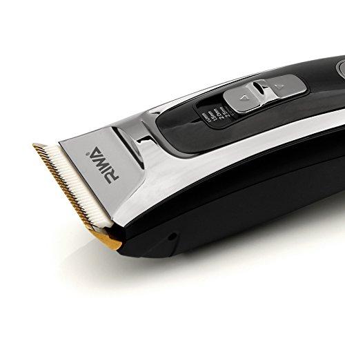 Riwa K5 Cordless Hair Clipper for Men Haircut Kit