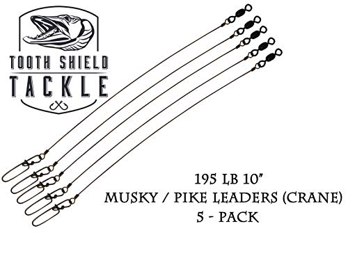 - Tooth Shield Tackle 195 lb. 10