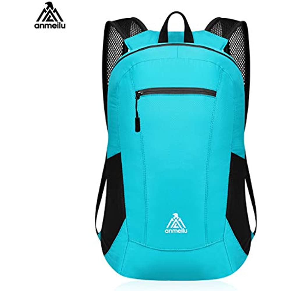dc4f44601090 Details about Ultra Lightweight Durable Packable Water Resistant Travel  Hiking Backpack Handy