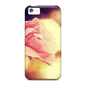 New CC WalkingDead Super Strong Rose Tpu Case Cover For Iphone 5c
