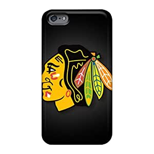 Apple Iphone 6 Plus ZUu27Cjpf Customized Beautiful Chicago Blackhawks Pictures Great Hard Phone covers cases for Happy Christmas and New Year -icase88