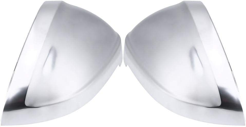 Coques de R/étroviseurs Voiture 2PCs Bo/îtiers de R/étroviseurs Capots de R/étroviseurs Couverture de R/étroviseur Gauche et Droit pour B9 A4 A5 S4