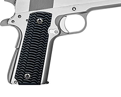 Egun Grips Cobra Strike Full Size 1911 Grip by Egun Grips