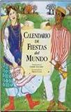 Calendario de Fiestas del Mundo, Cherry Gilchrist, 8484524183