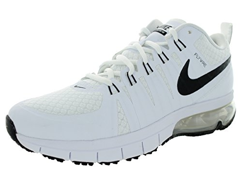 Training Shoe (9 D(M) US, White/White/Pure Platinum/Black) ()