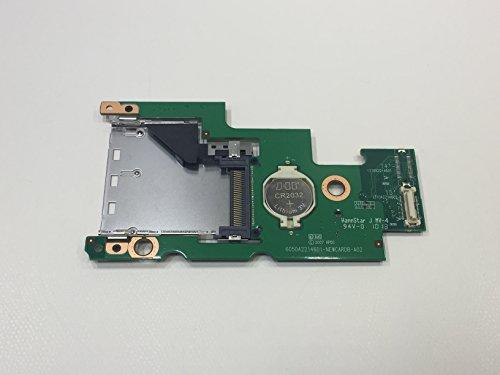 Hp Pc 6735b Compaq (HP Compaq 6730B PCMCIA Card Cage Board- 487119-001)