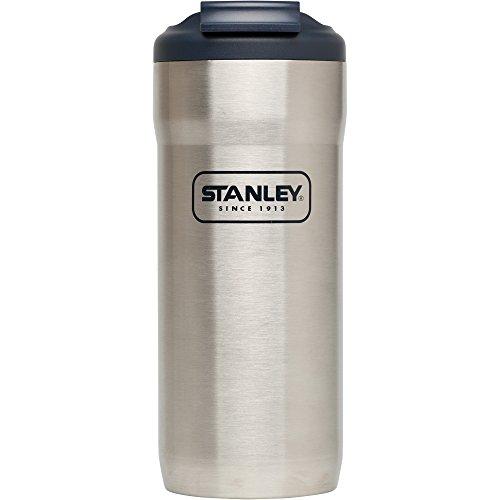 Stanley Adventure Mug Lock, 16 oz, Stainless - Thermos Stanley Adventure