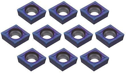 - ces HRC45 Blue Nano CCMT09T304 VP15TF Hartmetall-Einsatz für SCLCR/SCLCL Drehmeißelhalter