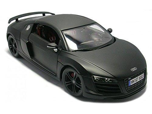 Maisto Audi R8 GT Matt Black 1/18 Car Model