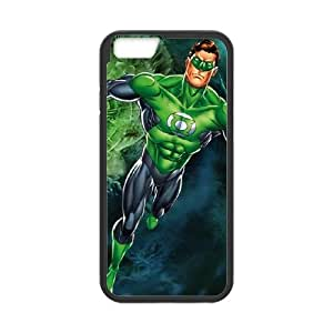 iPhone 6 4.7 Inch Cell Phone Case Black Green Lantern in Space Uxhig