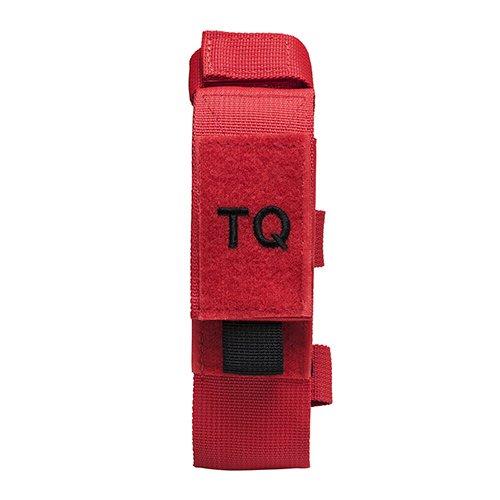(NcSTAR NC Star CVTQ2990R, Tourniquet & Tactical Shear Pouch, Red)