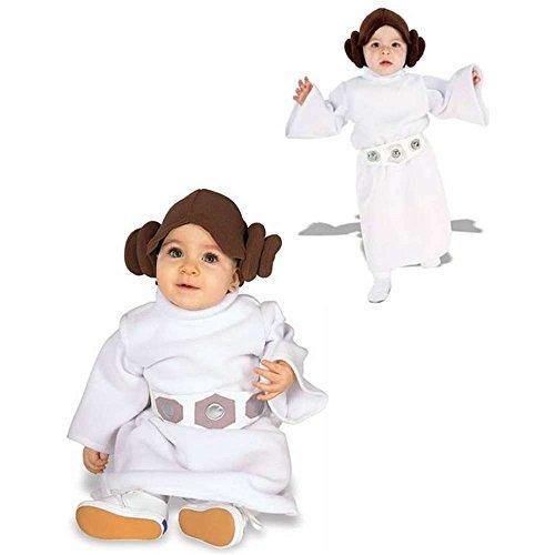 Princess Leia Toddler Costume -