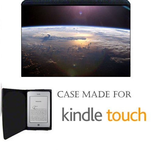 Space Kindle Touch Fabric Notebook Case / Cover Great Gif...