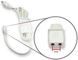 Replacement 6ft Power Cord for Hamilton Beach Super Mixette Portable Mixer Models 78-1 79-1