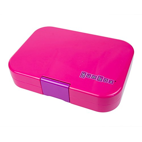 yumbox leakproof bento lunch box container framboise pink for kids and adults in the uae see. Black Bedroom Furniture Sets. Home Design Ideas