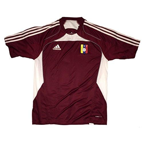 Adidas Venezuela Fvf Home Training Shirt Franelilla 2013