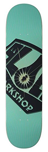 Alien Workshop Skateboard - Alien Workshop OG BURST NICE PRICE MEDIUM - 8.0