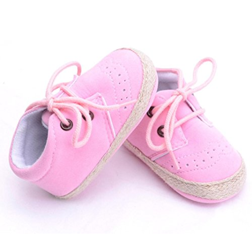 Voberry Newborn Baby Girls Boys Cotton Shoes Soft Sole Anti-slip Sneakers Shoes
