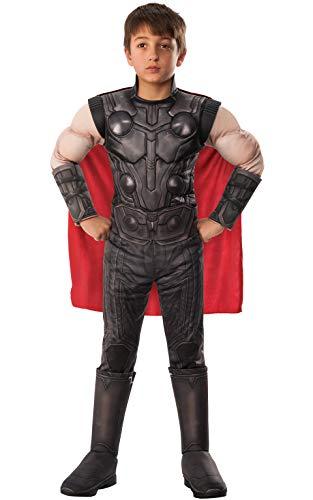 Rubie's Marvel: Avengers Endgame Child's Deluxe Thor Costume