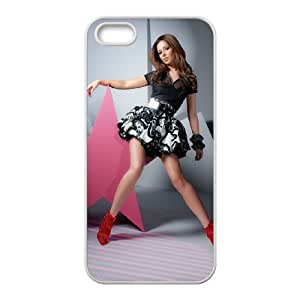 Hardshell Protective Cheryl Cole cover case For iPhone 5, 5S QW4F3190