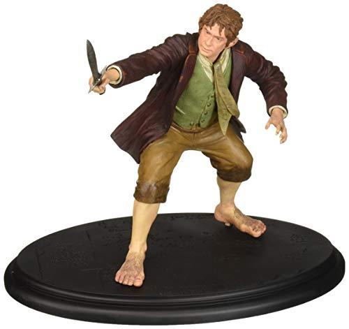 Weta Workshop Hobbit Statue  Bilbo Baggins 1:6 Scale (Dragon Quest 9 Best Team)