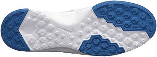 Nike Mens Air Epische Snelheid Tr Ii Crosstrainer Schoenen Puur Platina / Hyper Kobalt