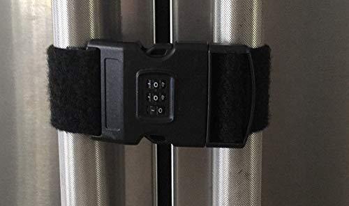 refrigerator latch lock - 2