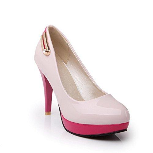 Pink Sandali Donna Con Zeppa Balamasaapl10062 fwpTa0qq