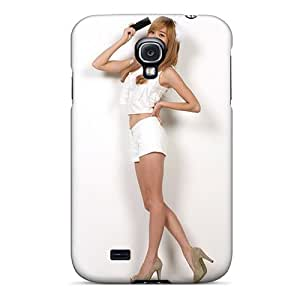 Hard Plastic Galaxy S4 Case Back Cover,hot Jessica Case At Perfect Diy