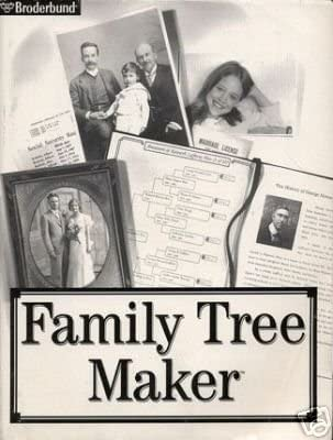 Family Tree Maker 41bQAKDeAdL