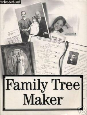B00002S9SH Family Tree Maker 41bQAKDeAdL