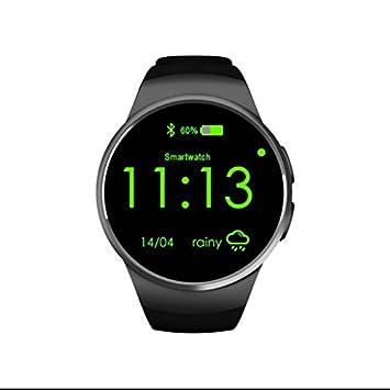 Deporte GPS reloj inteligente, reloj despertador, actividad Tracker, Monitor de frecuencia cardiaca,