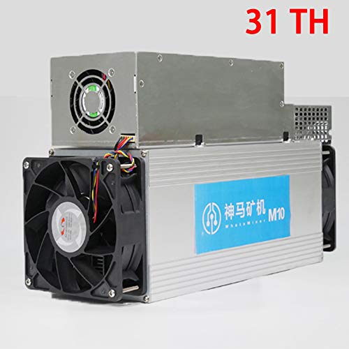 MicroBT Whatsminer M10 33TH/S Bitcoin Miner 16nm ASIC Miner Machine 2145W Include PSU Power Supply by Whatsminer (Image #2)