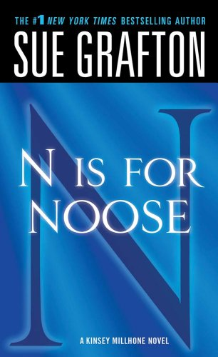 """N"" is for Noose: A Kinsey Millhone Novel cover"